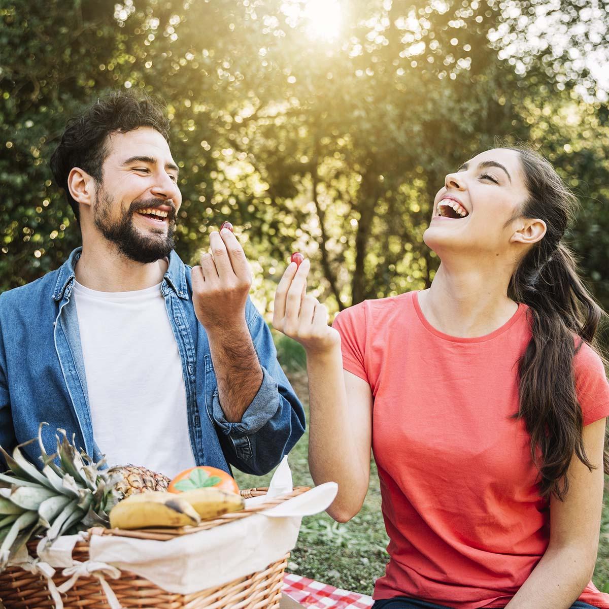 Правильное питание для мужчин и женщин фото