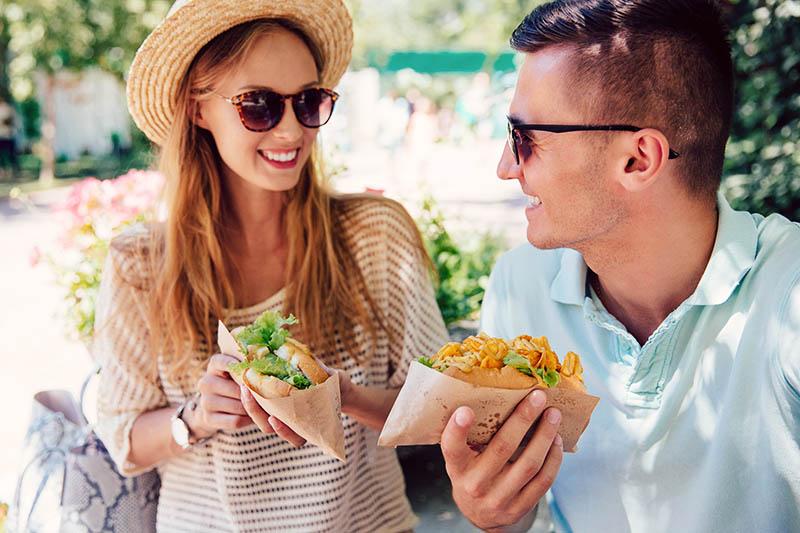 Принципиальные отличия правильного питания для мужчин и женщин снимок