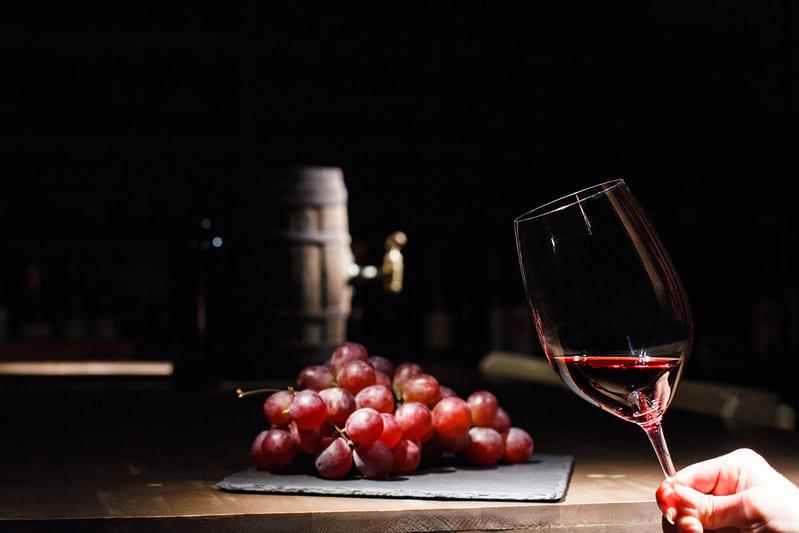 Винно-сырная диета снимок